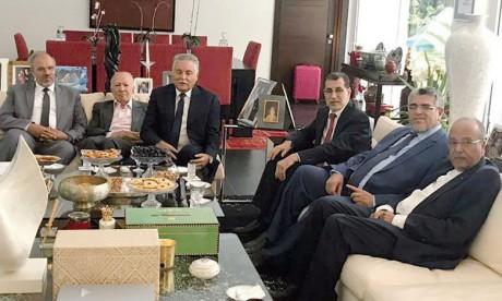 Vers un apaisement dans les relations entre le PJD et ses alliés du PPS