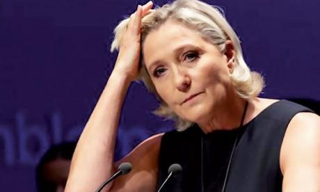 La justice ordonne un examen psychiatrique de Marine Le Pen