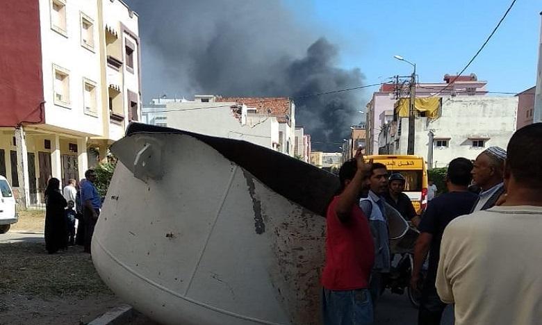 Kénitra : deuxième incendie en moins d'une semaine