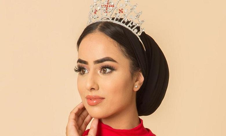 Une candidate voilée en finale de Miss Angleterre