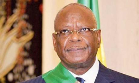 Le Président Ibrahim Boubacar Keïta prête serment