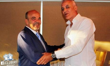 Ahmed Ajlani nouvel entraineur de l'Ittihad de Tanger