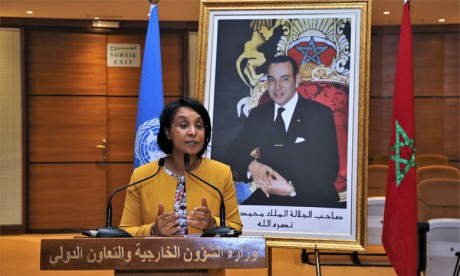Mounia Boucetta: Le Maroc a choisi la voie du respect  du droit international pour trouver une solution  à la question du Sahara