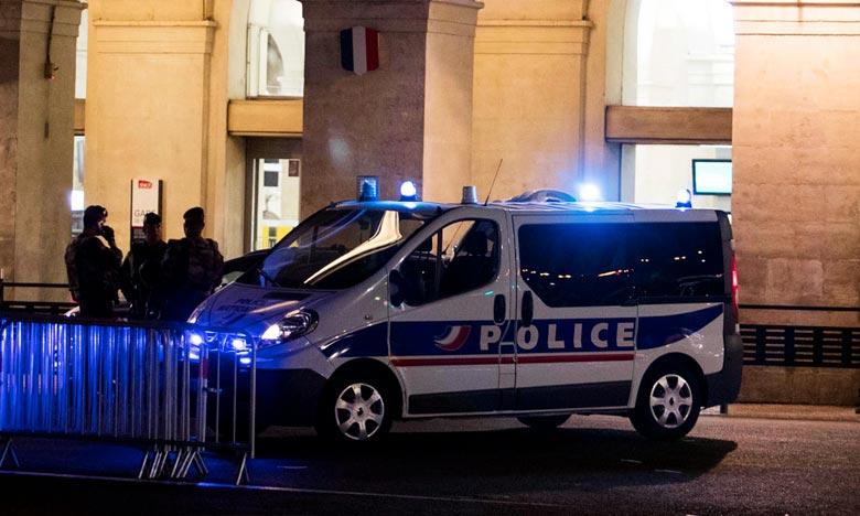 L'homme a été interpellé et une enquête est ouverte pour tentative de meurtre, la piste terroriste n'étant pas privilégiée pour l'heure. Ph : AFP