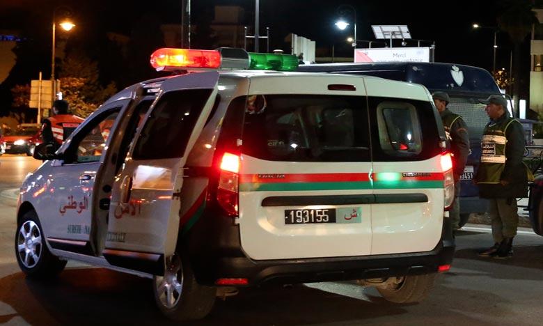 Un homme arrêté dans une affaire d'enlèvement