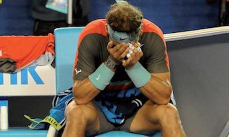 Rafael Nadal forfait pour la demi-finale face à la France