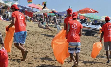 Bilan de l'opération «Coca-Cola J'aime ma plage»
