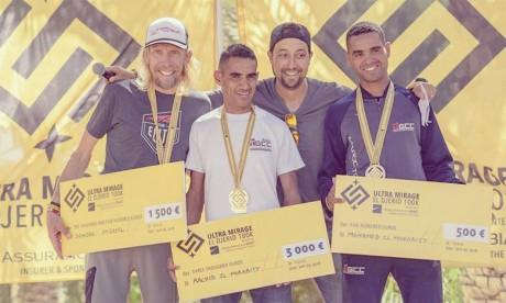 Rachid El Morabity survole la 2e édition et ses 100km et succède à son frère cadet