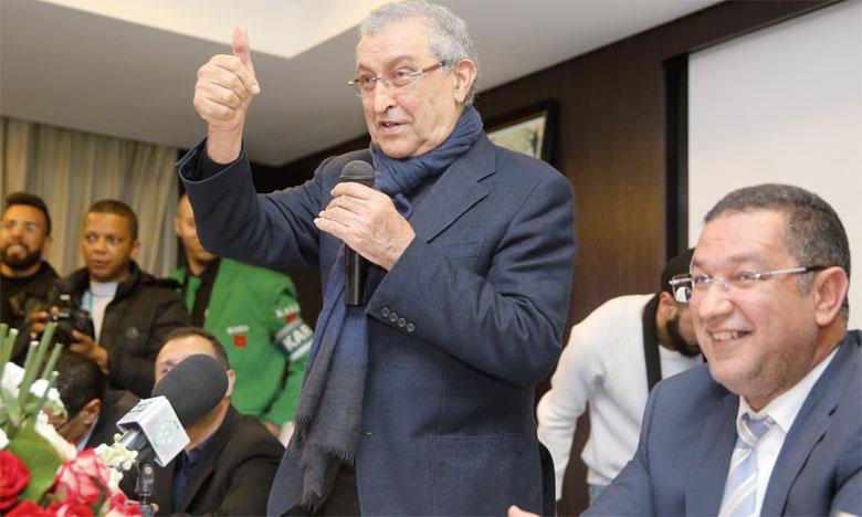Pas de candidat à la présidence en vue, Mohamed Aouzal sollicité pour prendre les rênes du club