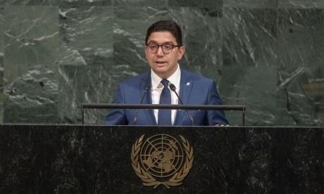 Nasser Bourita: «L'adoption du Pacte de Marrakech ne devrait pas être une fin en soi»