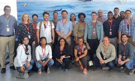 ESCA accueille une cohorte MBA de l'Université Stellenbosch