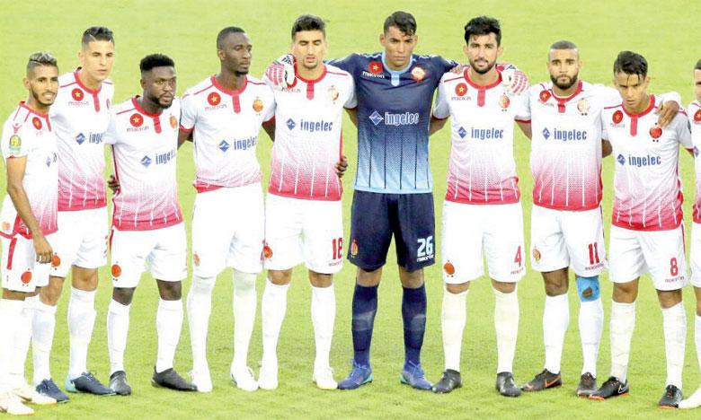 Le WAC fixé sur la date des matchs face aux Libyens d'Al Ahly