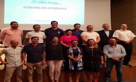 Radia Chmanti Houari, nouvelle présidente de «MBA Ponts Alumni Morocco»