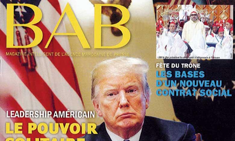 Le deuxième numéro de «BAB»  est dans les kiosques