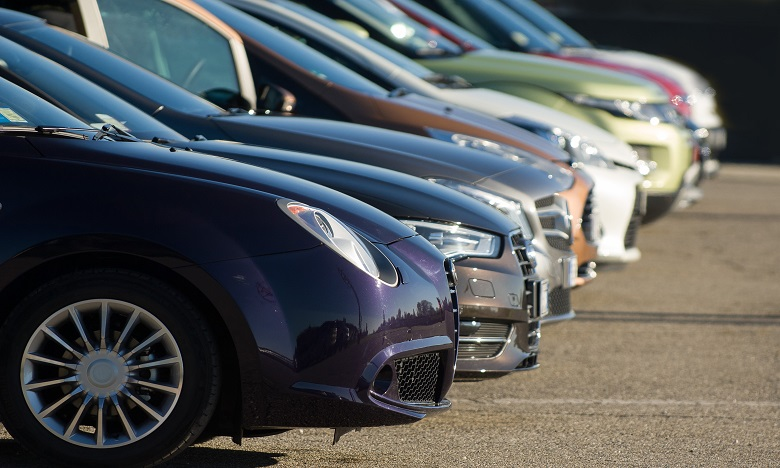 Marché automobile : Un mois d'août en forte baisse