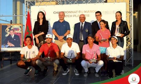 Le Championnat du Maroc Match Play et la Mazagan Cup en simultané à El Jadida