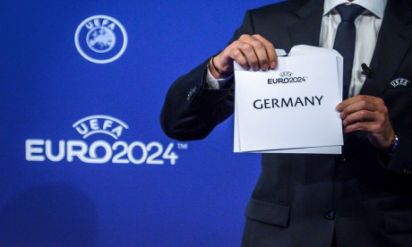 L'Euro-2024 de football sera organisé par l'Allemagne