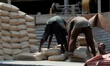 La consommation de ciment replonge en août