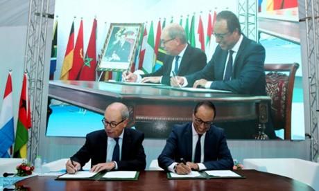 ADM et Vinci autoroutes scellent une alliance