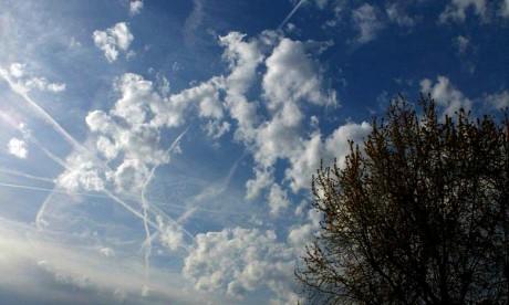 Ciel nuageux et orages prévus ce mercredi