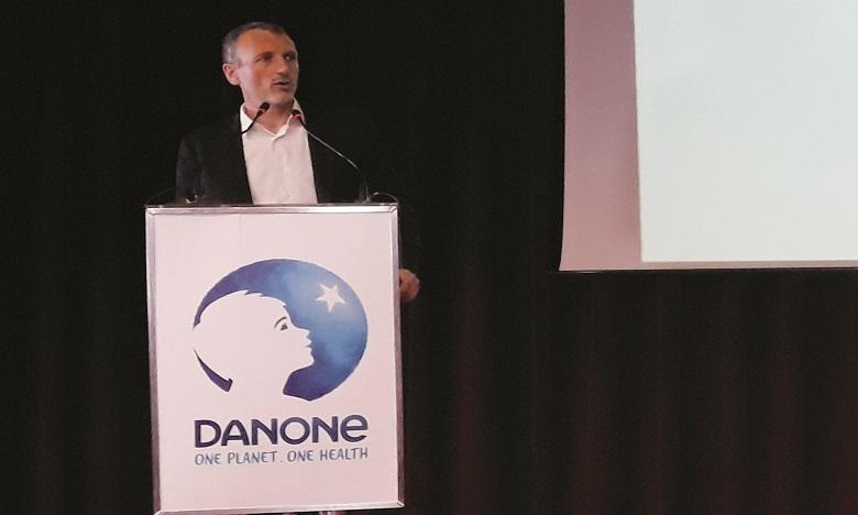Centrale Danone annonce de nouveaux prix