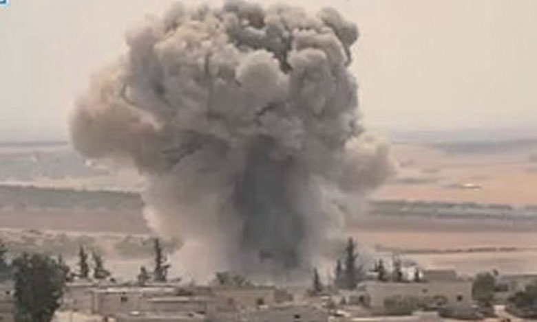 Reprise des bombardements contre Idleb