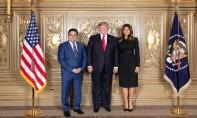 Nasser Bourita rencontre Donald Trump
