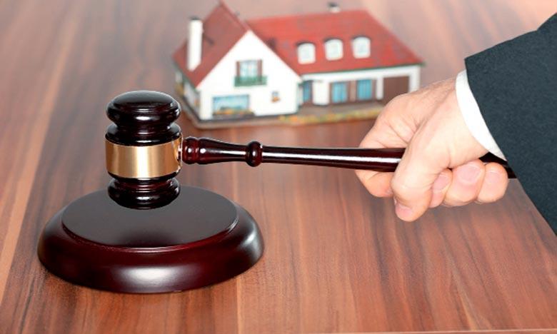 Le projet de loi le projet de loi n° 31.18, formant Code des obligations et des contrats, permettra aux parties chargées de l'enregistrement dans les conservations foncières d'obtenir une référence juridique claire. Ph : DR