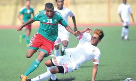 U23 : le Maroc jouera 2 fois contre la Tunisie en septembre