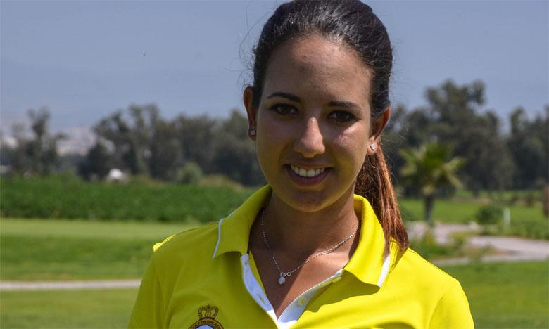 Maha Haddioui fait d'une pierre deux  coups en Espagne