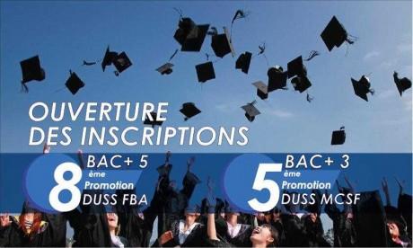 L'Université Mohammed V de Rabat annonce l'ouverture des inscriptions