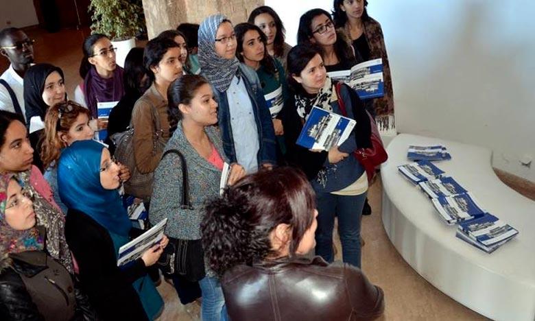 157 boursiers  pris en charge  par la Fondation Phosboucraa