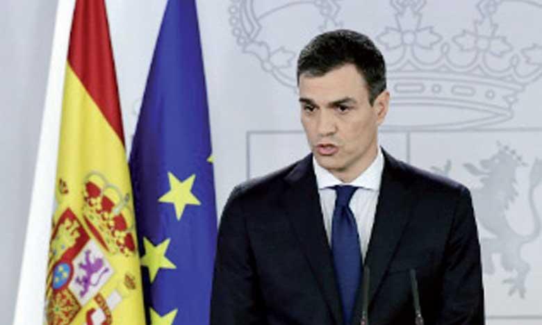 Pedro Sanchez:  «Le Maroc, un pays fondamental pour l'Espagne en matière de contrôle de la migration»