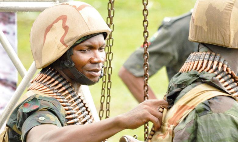 L'armée nigériane a officiellement reconnu un combat important entre les soldats et les insurgés, mais n'a fait état que de plusieurs insurgés tués. Ph. AFP