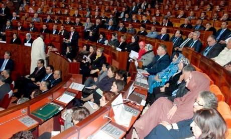 La Chambre des représentants a mis en place la Commission des pétitions conformément à l'article 33 du règlement intérieur. Ph : DR