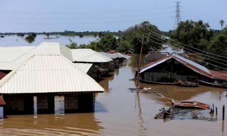 Inondations meurtrières au Nigéria