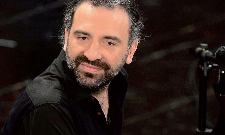 La magnifique prestation de Metafisica Ensemble (Italie) sur la scène de la Fondation BMCI a mis  en valeur les compositions du guitariste Bebo Ferra.