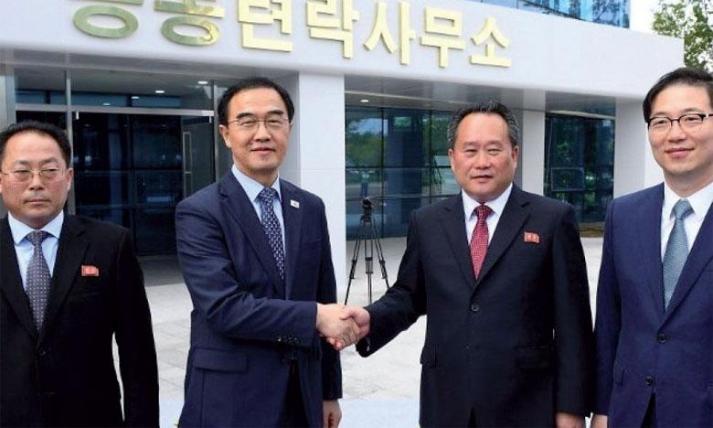 Le Nord et le Sud ouvrent un bureau de liaison