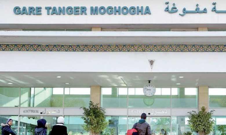 Fermeture de la gare de Tanger-Moghogha et transfert du service Voyageurs à la gare de Tanger-Ville à partir du 16 septembre
