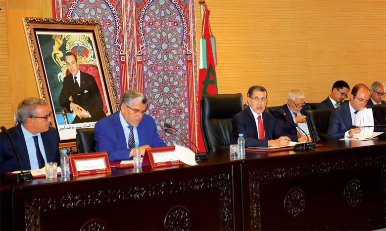 Le Chef de gouvernement a présidé la première réunion de la Commission ministérielle chargée du pilotage de la réforme et de la gouvernance du système de protection sociale.