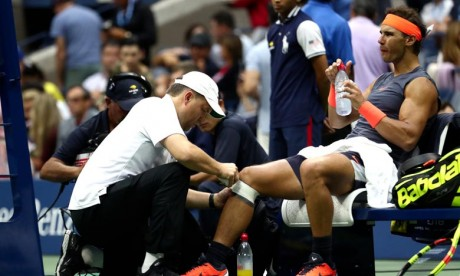 Coupe Davis: Nadal ne pourra pas jouer la  Demi-finale