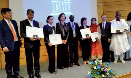 L'Unesco décerne ses prix récompensant la promotion de l'alphabétisation