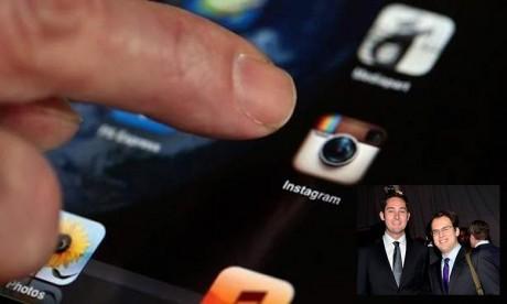 Racheté en 2012 par Facebook, en juin, Instagram a annoncé avoir franchi la barre du milliard d'utilisateurs, profitant en particulier d'une popularité croissante chez les jeunes. Ph : DR