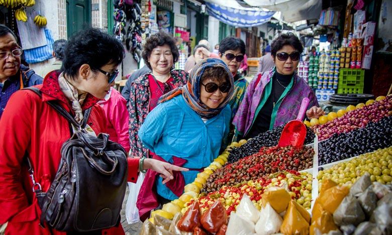 Le Maroc avait accueilli quelque 100.000 touristes chinois, durant seulement les cinq premiers mois de 2018, dans la perspective d'atteindre 200.000 d'ici la fin de l'exercice. Ph : DR