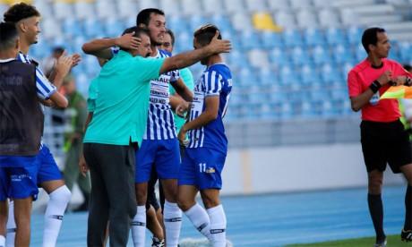 Harassé par les supporters, Driss Lamrabet jette l'éponge