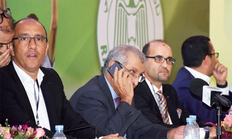 Jaouad Ziyat nouveau président des Verts,  le rapport financier soumis à un audit