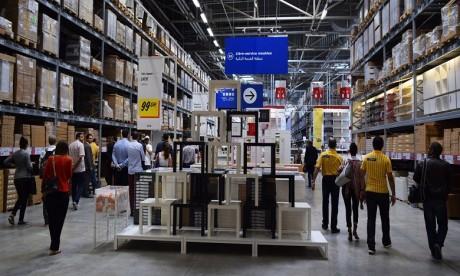 IKEA Maroc rappelle un lot de plafonniers CALYPSO