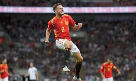 La Suisse sans pitié, l'Espagne renverse l'Angleterre