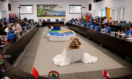 Le changement climatique, la plus grande menace pour les peuples du Pacifique