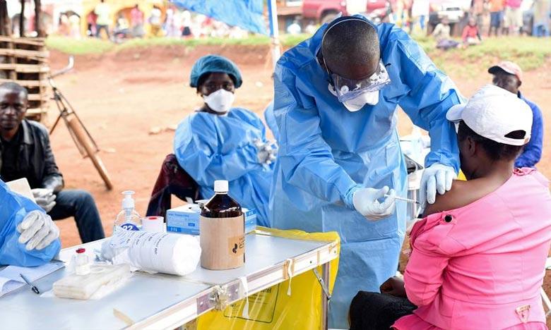 Depuis la déclaration de l'épidémie de l'Ebola dans le pays, la présence du virus a été confirmée sur 119 personnes parmi les 150 cas dénombrés dans l'est de la RDC. Ph : AFP